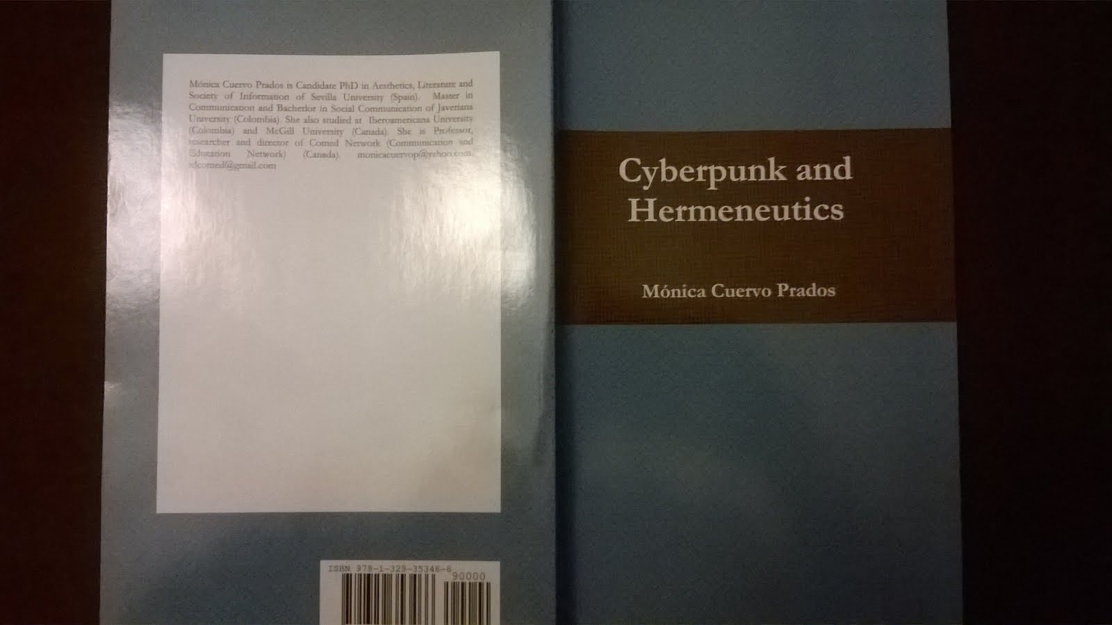 Cyberpunk and Hermeneutics 2015