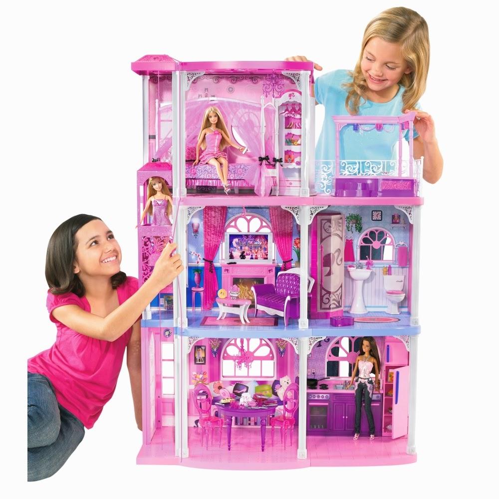 Casa da bambola prudence magazine di sopravvivenza for Casa barbie malibu