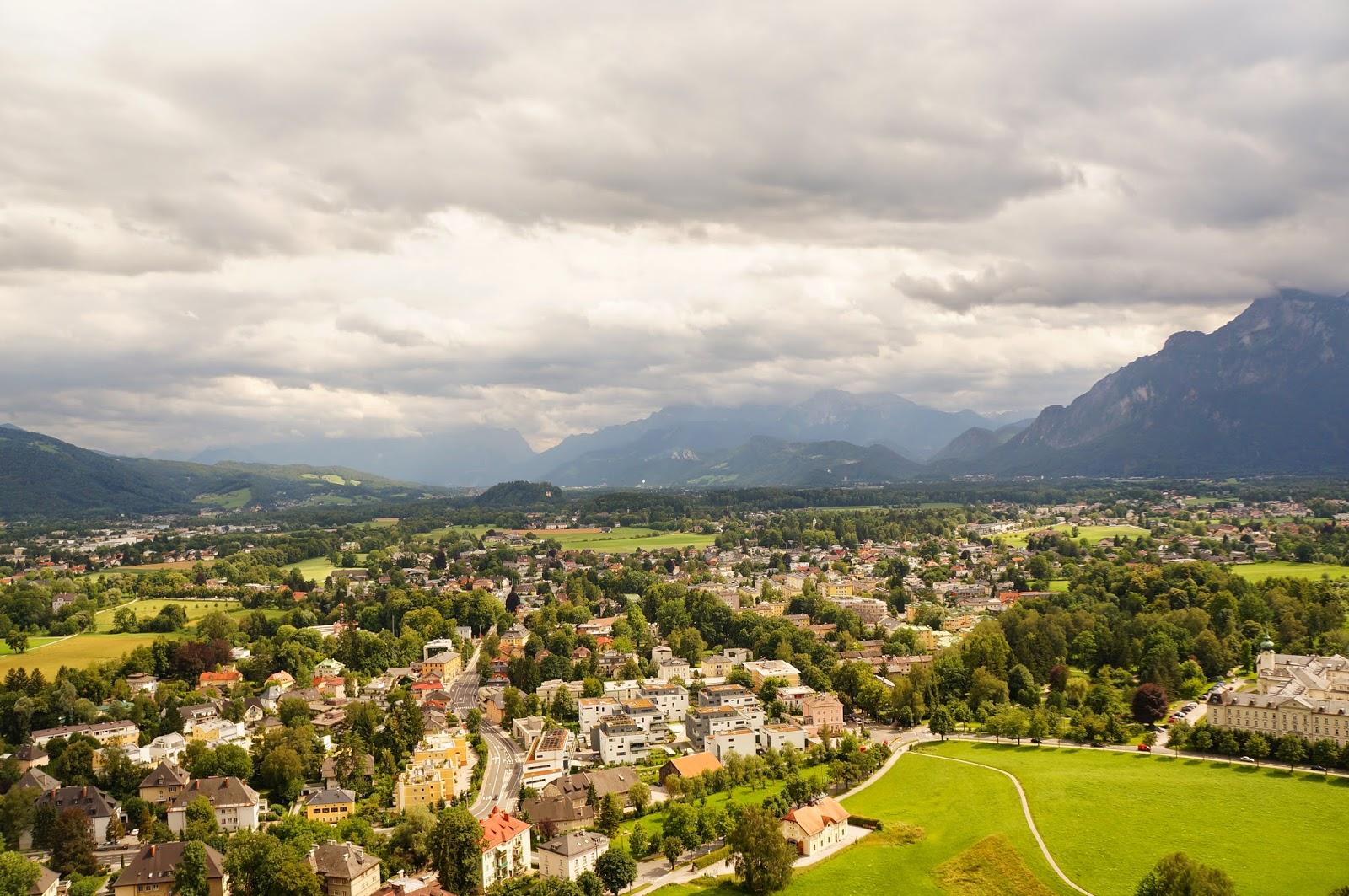 Природа-Австрии