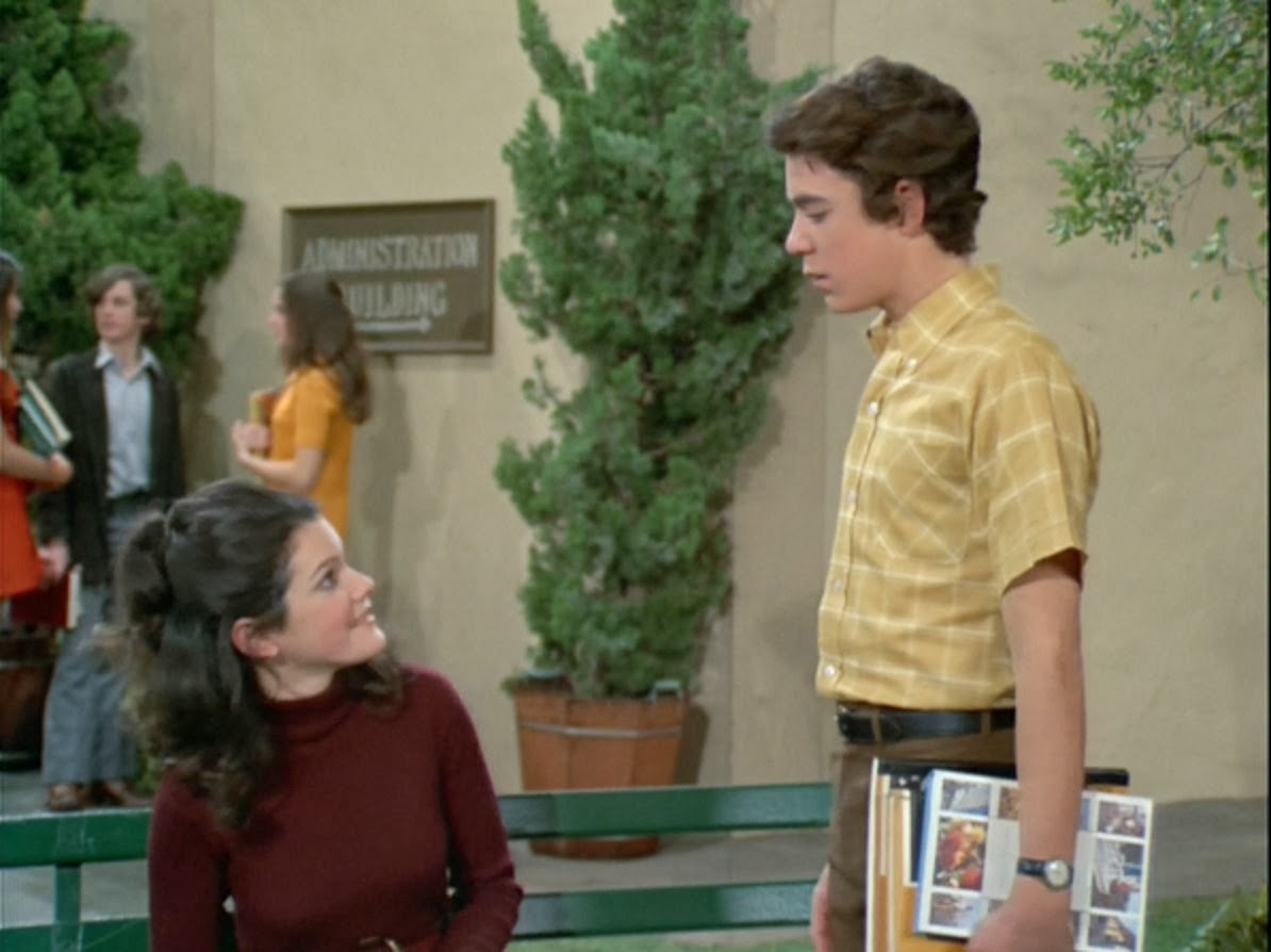 The Brady Bunch Blog Julie Cobb As Greg S Crush In Our Son The Man