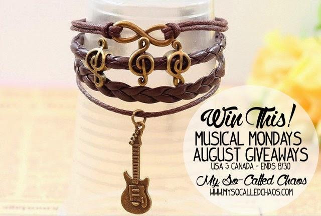 Music Bracelet Giveaway