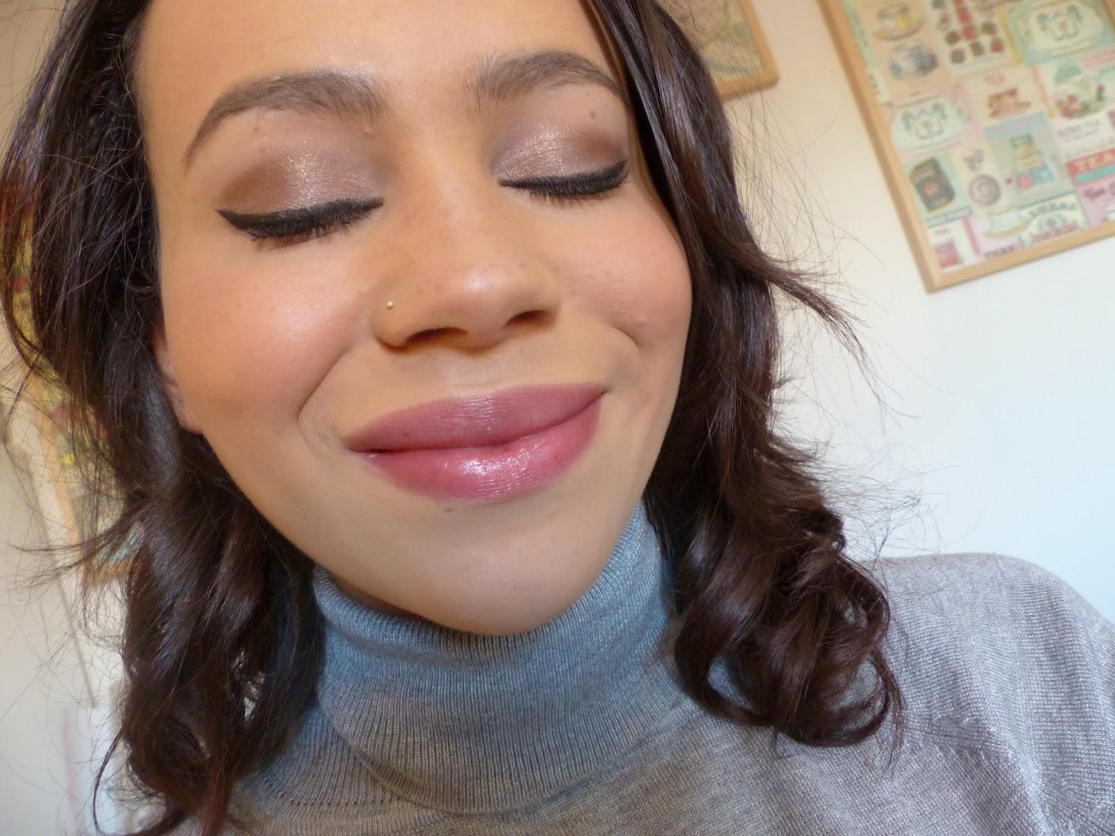 Review Swatches Kiko Long Lasting Stick Eyeshadows Jasmine