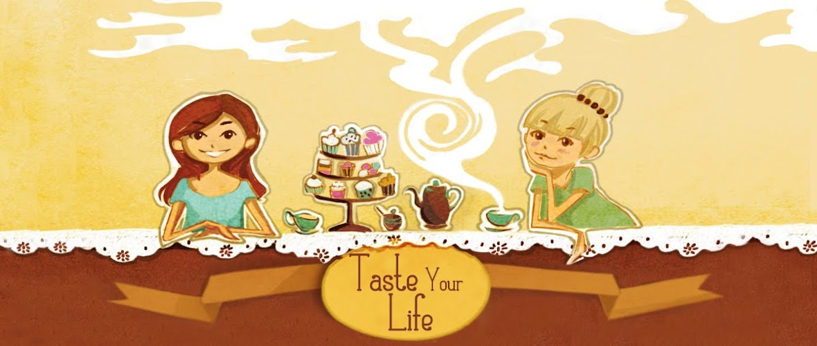 Taste Your Life - blog kulinarny