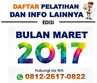 Info Bulan Maret 2017