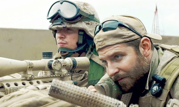 El francotirador (American Sniper)
