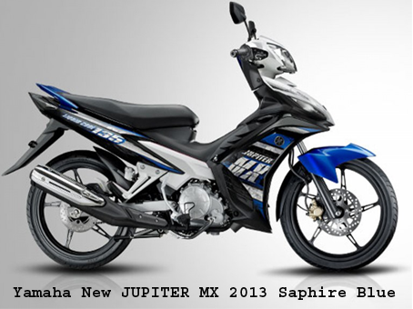 GALLERY YAMAHA NEW JUPITER MX 2013   The New Autocar