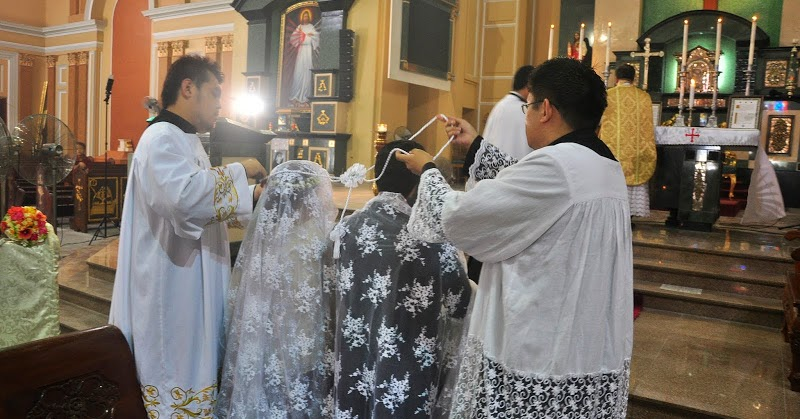Matrimonio Romano Y Venezolano : Catholicvs matrimonio según el manual de manila que