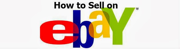 How to Sell on eBay Part 1