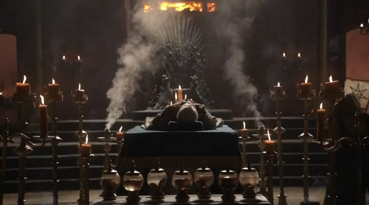 Game of Thrones Funeral