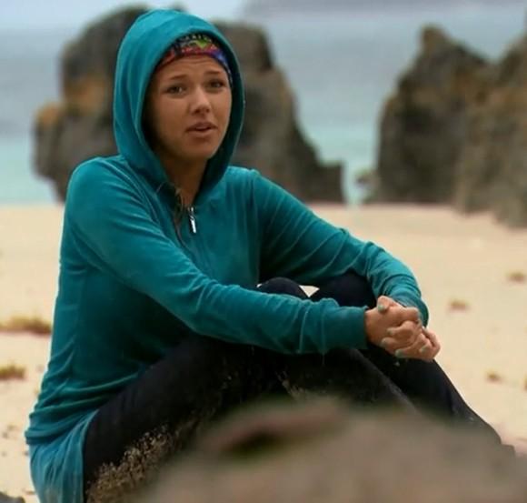 Survivor Angie Layton