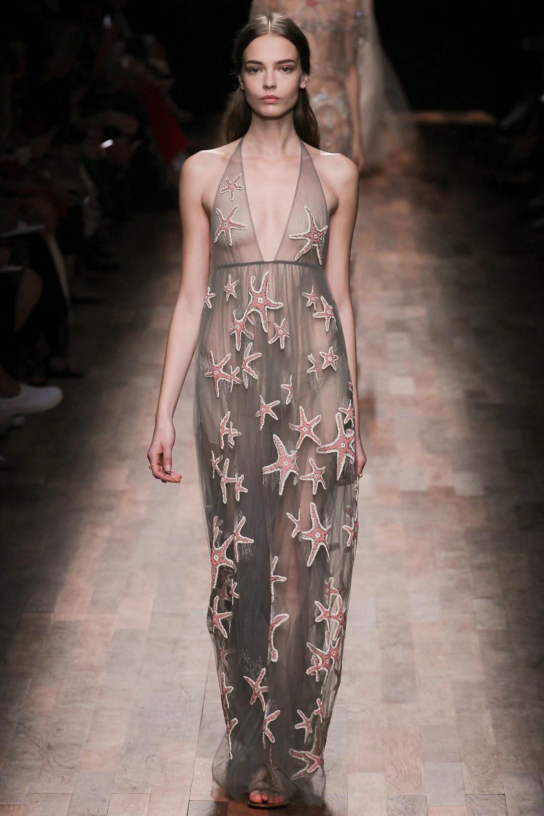 valentino 2015 summer 2016 trend women dress92 Valentino 2015 samling, våren sommaren 2016 Valentino klänning modeller, Valentino kväll klänning nya säsongen kvinnors kjolar modeller