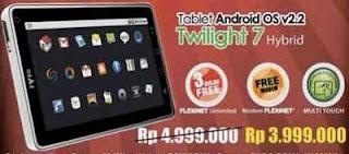 IVIO Twilight 7 hybrid-9