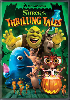 Shreks Thrilling Tales (2012)