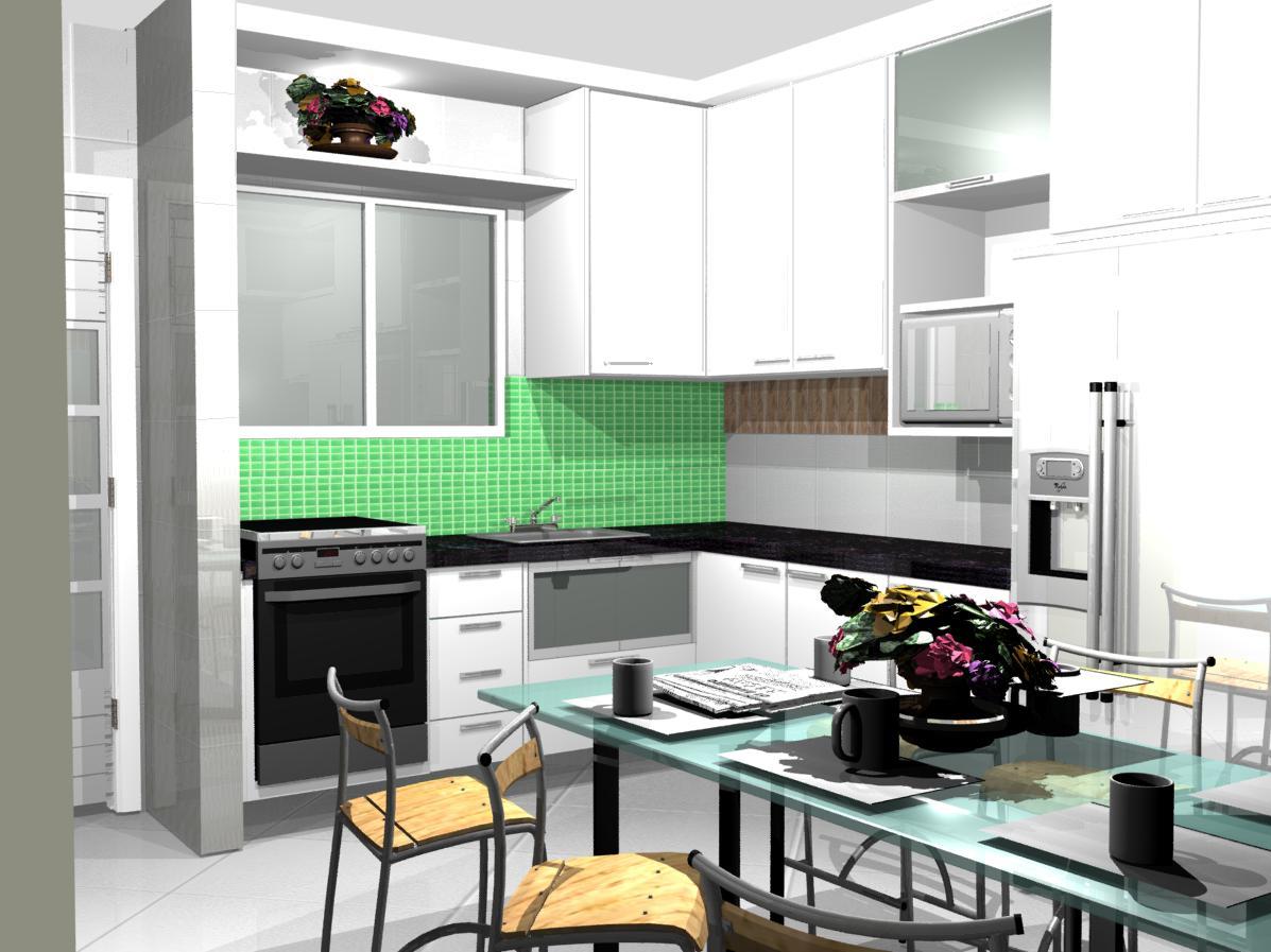 Dica Lemax para Cozinhas Pequenas :Uma dica importante seria o uso de  #AB8120 1197 897