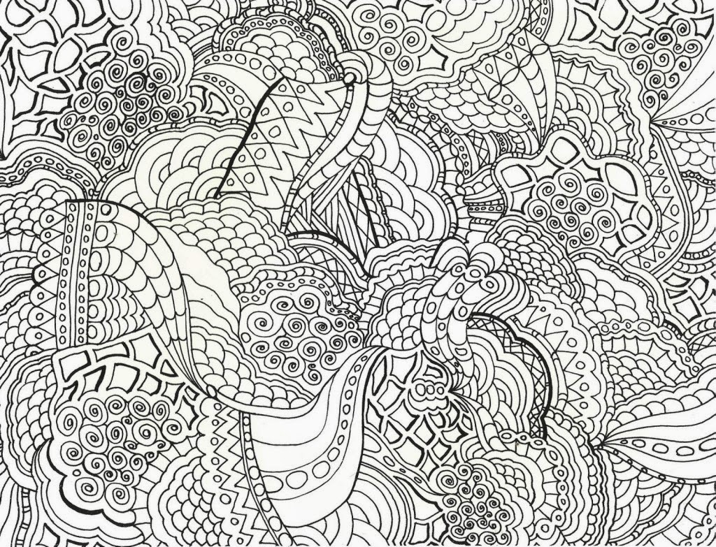 The best coloring book for adults