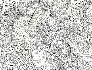 20 Free Coloring Pages For Adults Pdf Adult Coloring Books Zone
