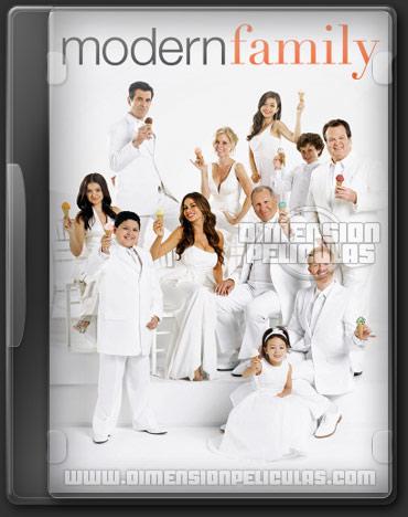 Modern Family Temporada 4 (HDTV Ingles Subtitulada)