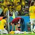 World Cup: Neymar injury rocks Brazil