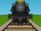 Tren Yolunda Zeka Oyunu