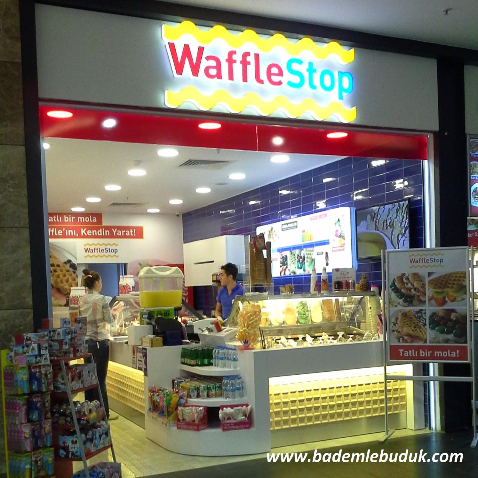 forum istanbul wafflestop