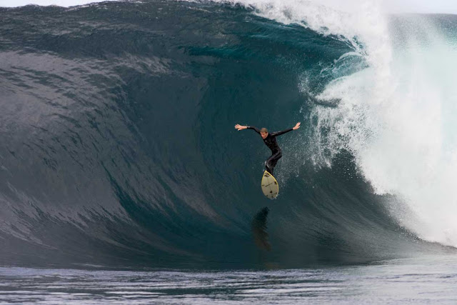 Insane Drops Surfing