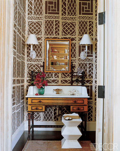Bathroom Design Ideas For Powder Rooms Home Decorating