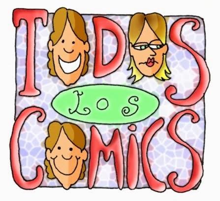 Mira nuestros comics!!