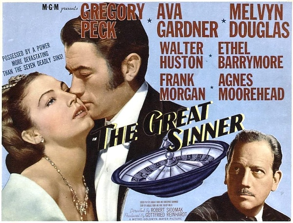 """The Great Sinner"" (1949)"