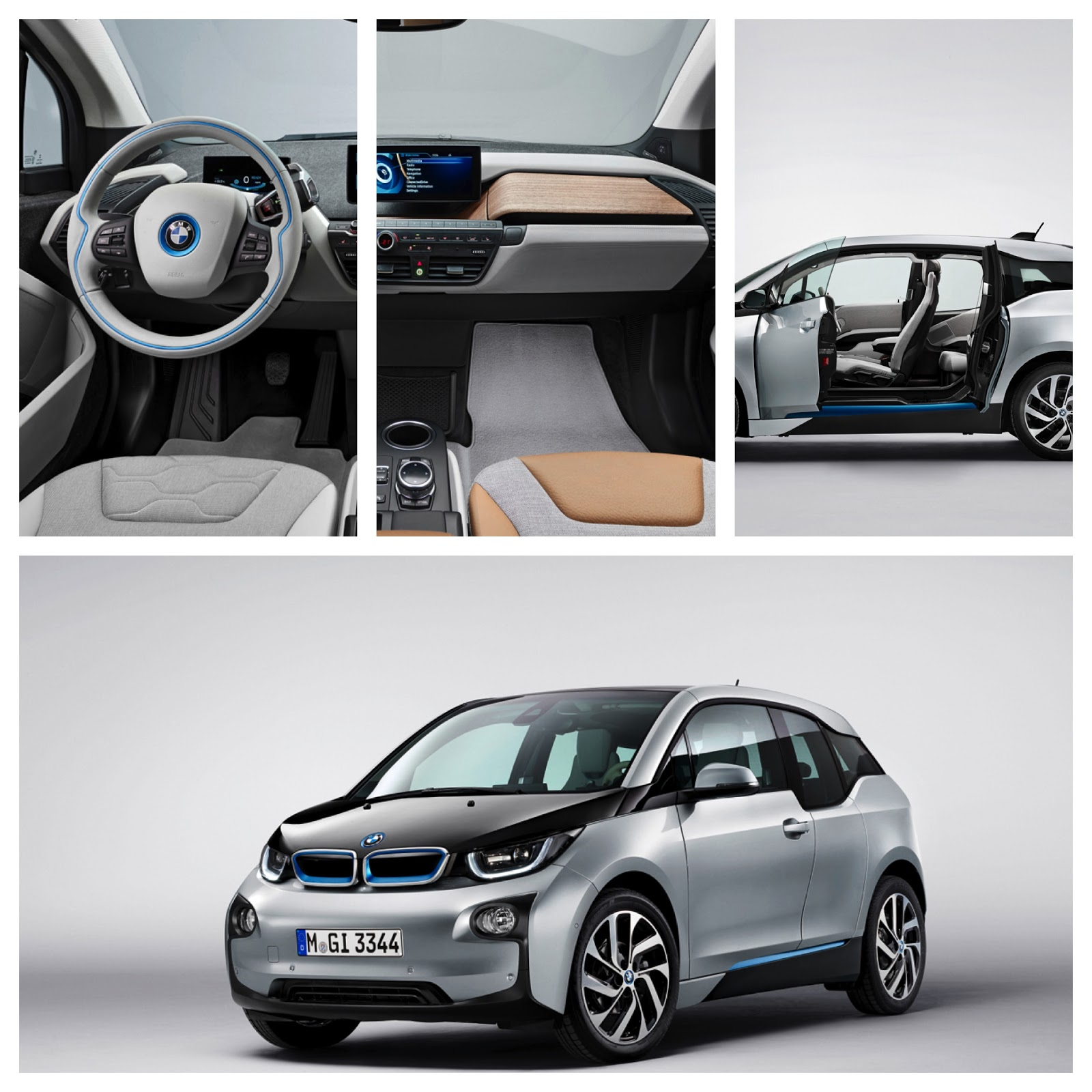 Electric BMW - Cars & Life