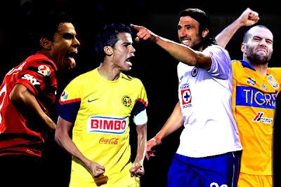 Horarios Liguilla Liga MX