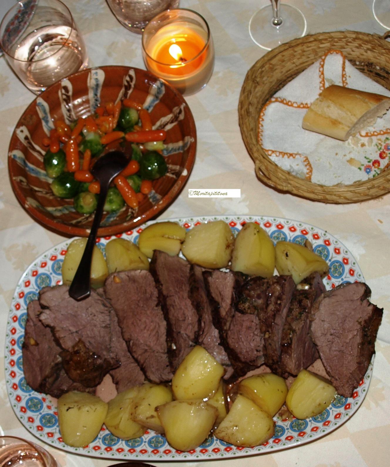Cocinar es vivir y bordar tambi n solomillo de ternera for Cocinar solomillo de ternera