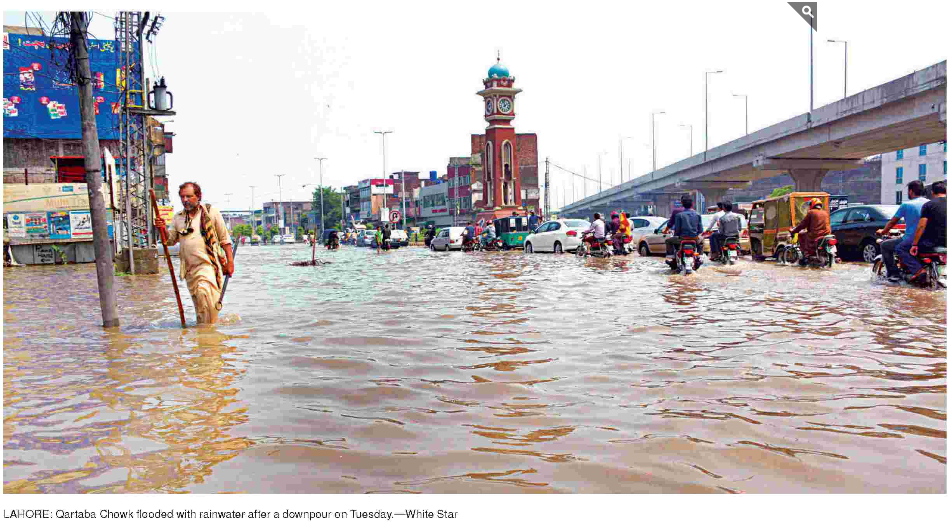 lahore flooding
