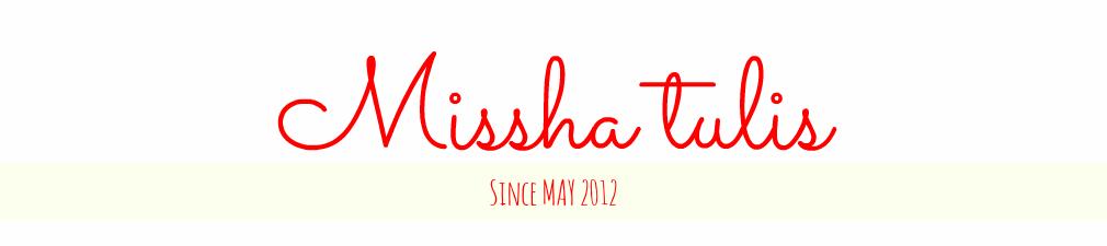 missha-tulis