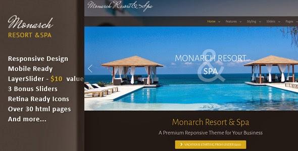 free responsive spa theme
