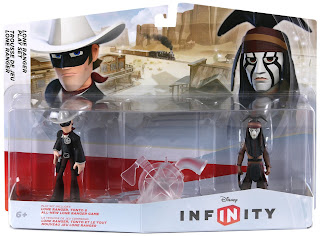 Disney Infinity Llanero Solitario Play Set