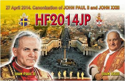 Canonization of Popes John XXIII and John Paul II