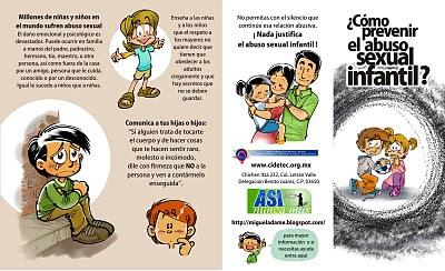 Revista Gay y folletos para correo