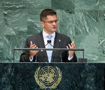 S.E. M. Vuk Jeremić, President of the 67th Session of the United Nations General Assembly