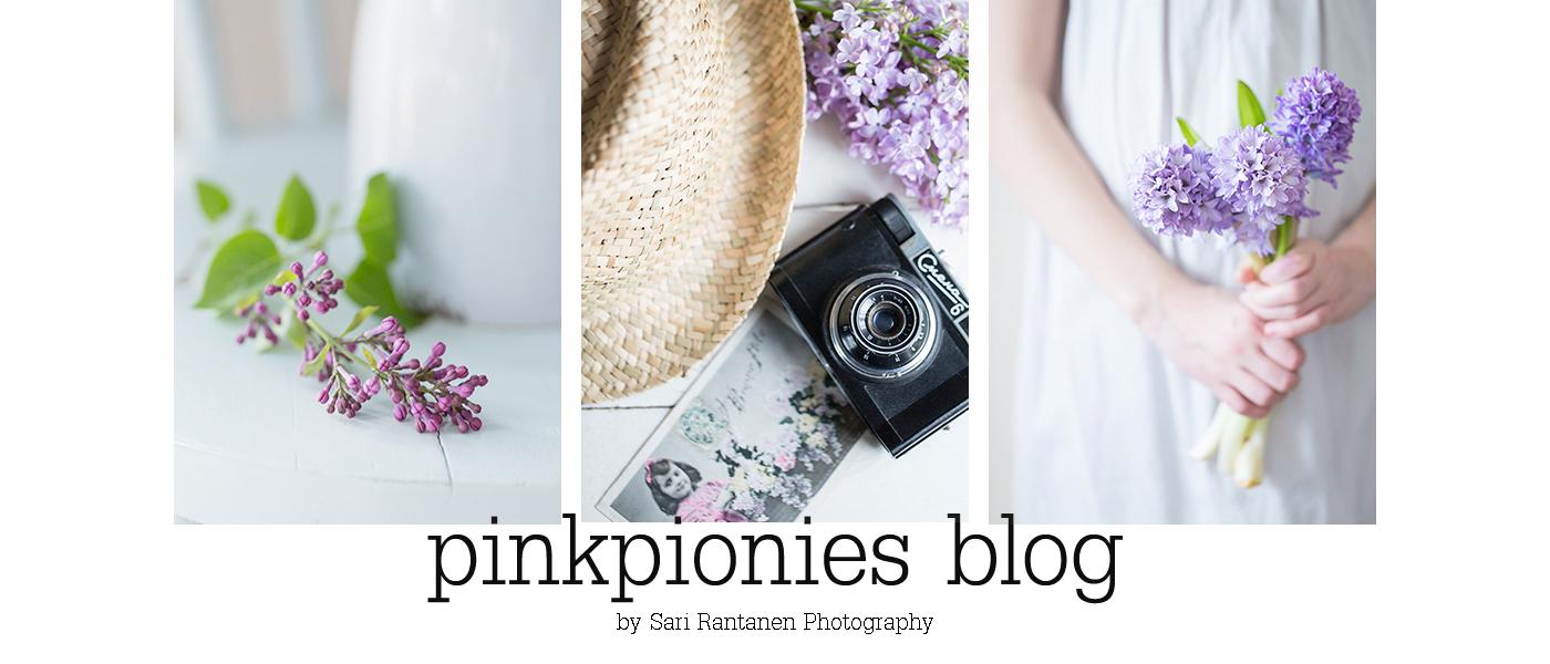 Pink Pionies