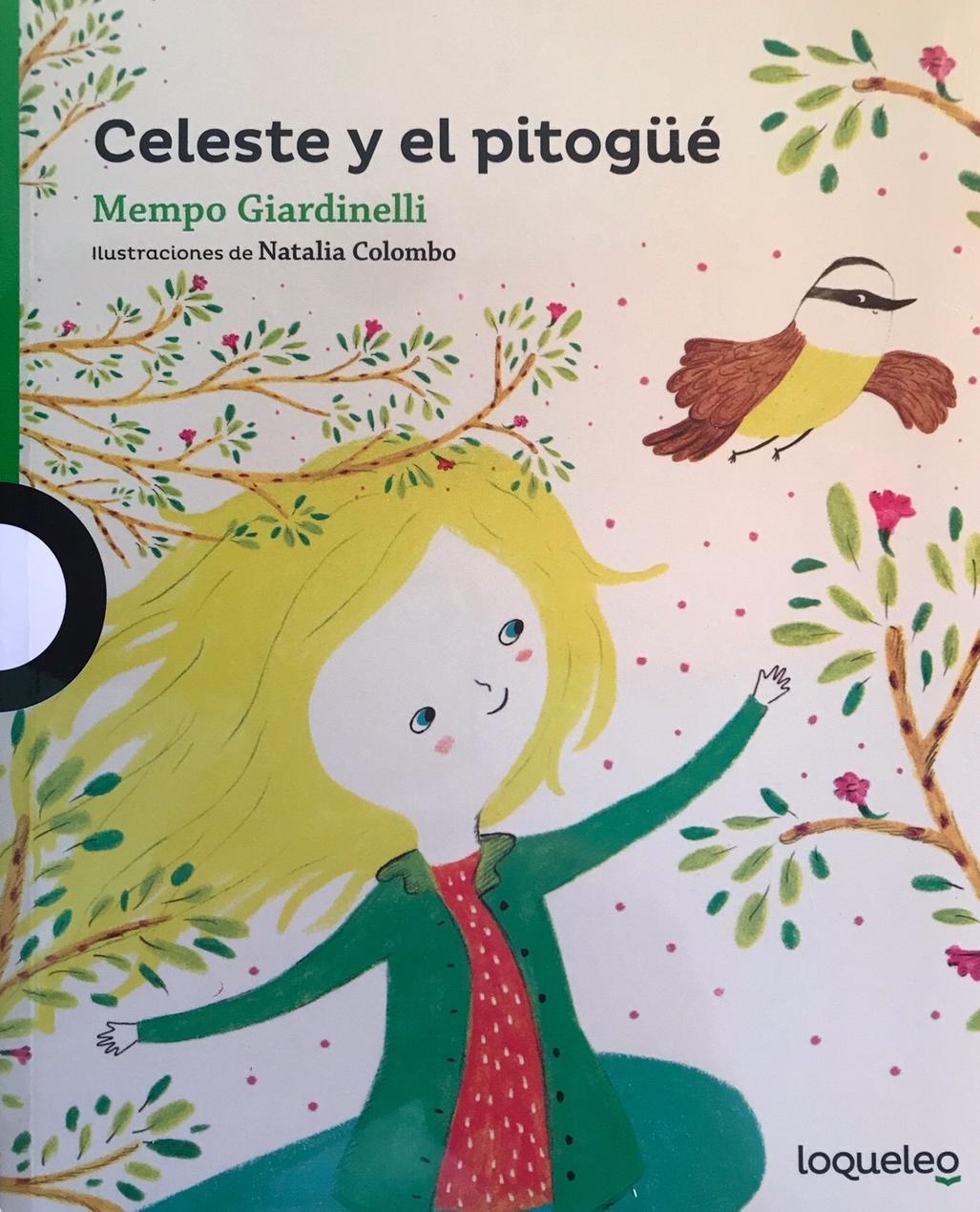 Celeste y el pitogüé