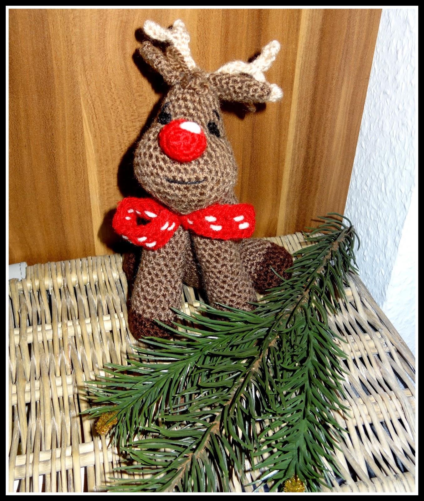 Amigurumi Weihnachten Häkeln Kostenlos Nora Kdesign
