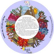 Taller de historia del arte para niños de 6 a 9 años. afiche arte para niã±os