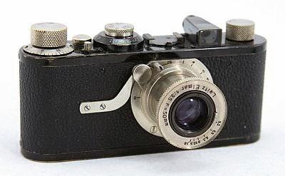 vintage Leica camera 1929