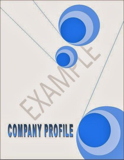 Berikut adalah contoh Company Profile perusahaan yang bergerak di ...