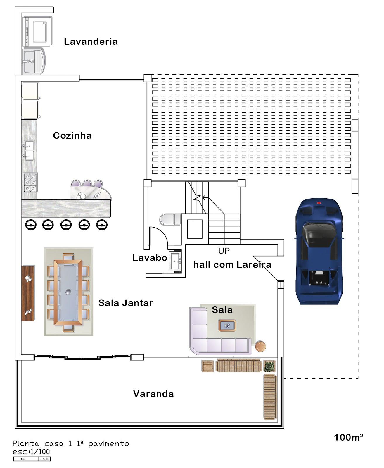 Liciara Barreto Projetos Arquitetônicos: Projeto casa  #243B69 1314 1600