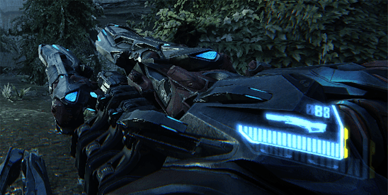 Crysis 3 Reaper cannon