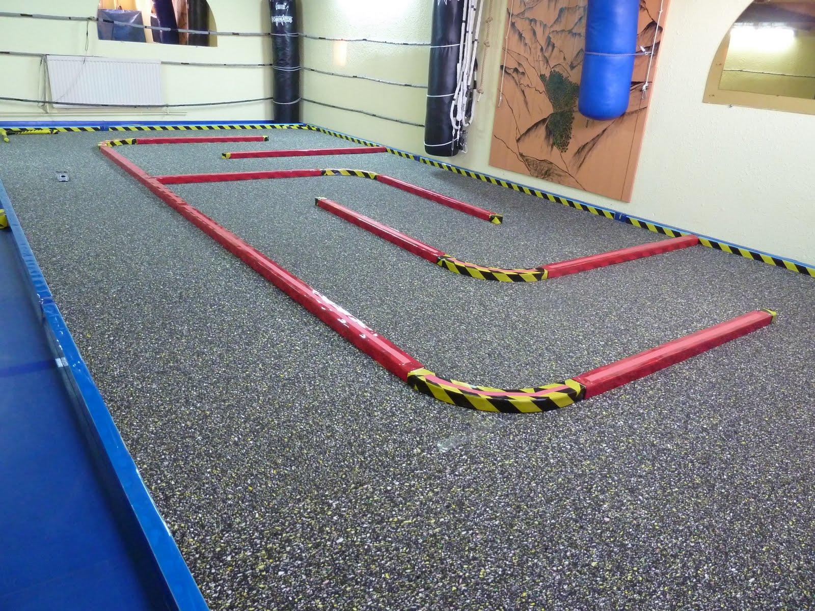 Circuito Z : Nuevo circuito de mini z santander remodelado
