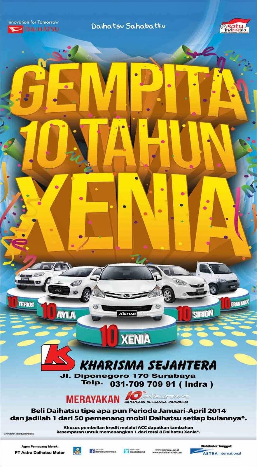 Promo Daihatsu Surabaya