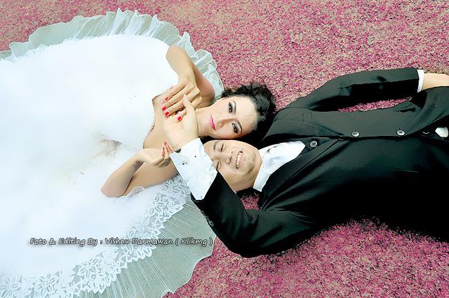 Prewedding : Verdian & Airin || Fotografer : Vishnu Darmawan ( Klikmg ) Fotografer Purwokerto