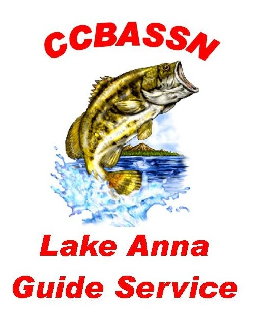 Lake anna march 2013 lake report the bass cast for Lake anna fishing report
